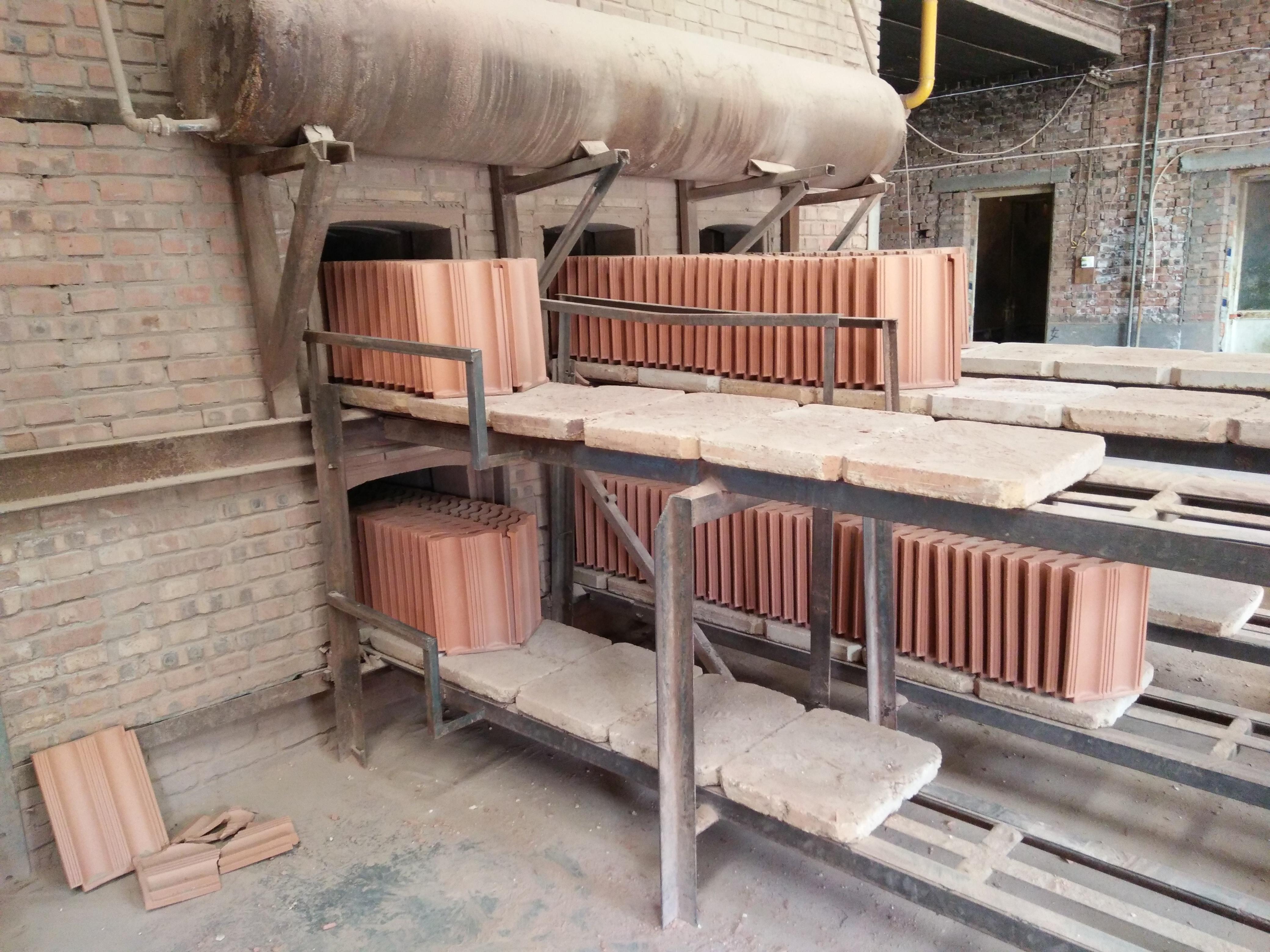 湖南怀化古建瓦厂与伟达耐材达成合作